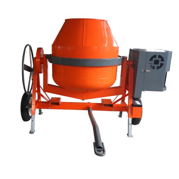 100L 120L 140L 160LSmall Portable Cement Mixer Concrete Mixer Factory for Sale