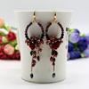 Resin Flower Earring 3