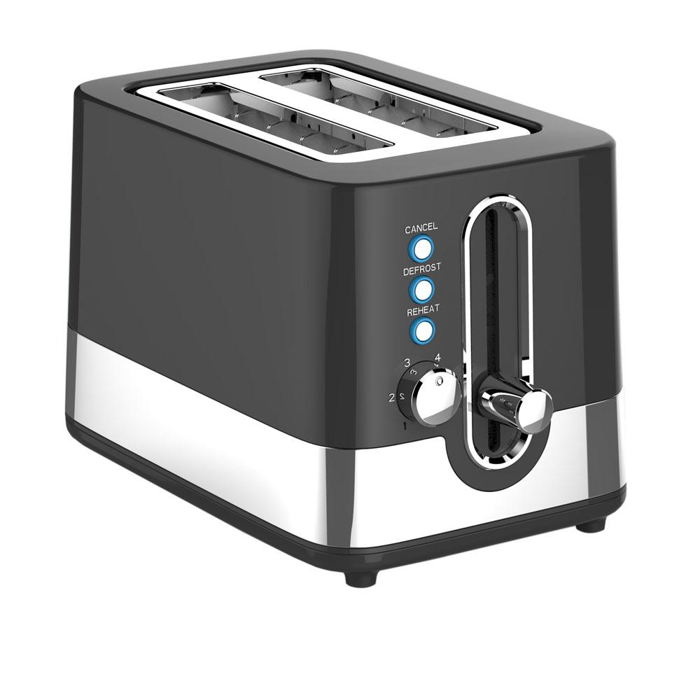 POP-075 Ambel хит продаж хлебные тостеры с украшением из нержавеющей стали