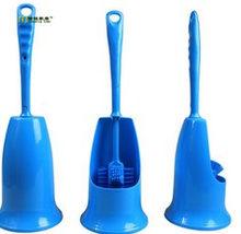 1 шт., Новое поступление, 7 цветов, креативная ТРП многонаправленная щетка для унитаза, щетка для мытья комнаты, щетка для чистки дома, ок 188(Китай)