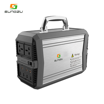 Build Your Own Solar Power Generator with Lithium Generator Battery Pack 300W/500W/700W/1000W