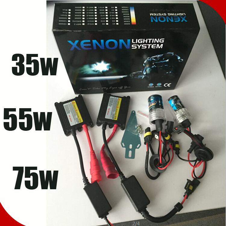 H11//H13 Xenon Headlight HID KIT 9004 9005 9006 9007 880 H4 H3 H7 H11 H13