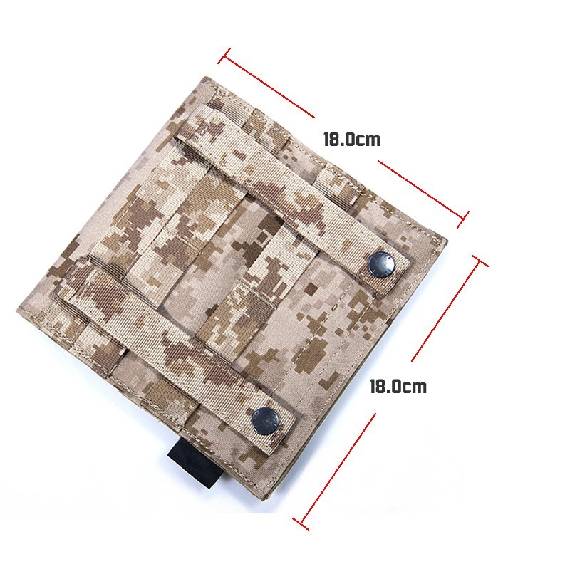 Popular Brand Flyye Fy-ph-c003 Administrative Storage Pouch Bag Pockets Molle System Bevel Map Pack Sports & Entertainment Hunting