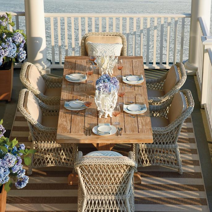 New Style Outdoor Furniture Patio Resin Wicker Dining Table Set Buy Resin Wicker Dining Table Set Patio Table And Chair Outdoor Furniture Product On Alibaba Com