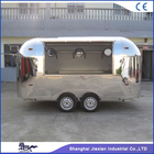 JX-BT400 Shanghai Top brand Stainless Steel off road camping trailer kitchen