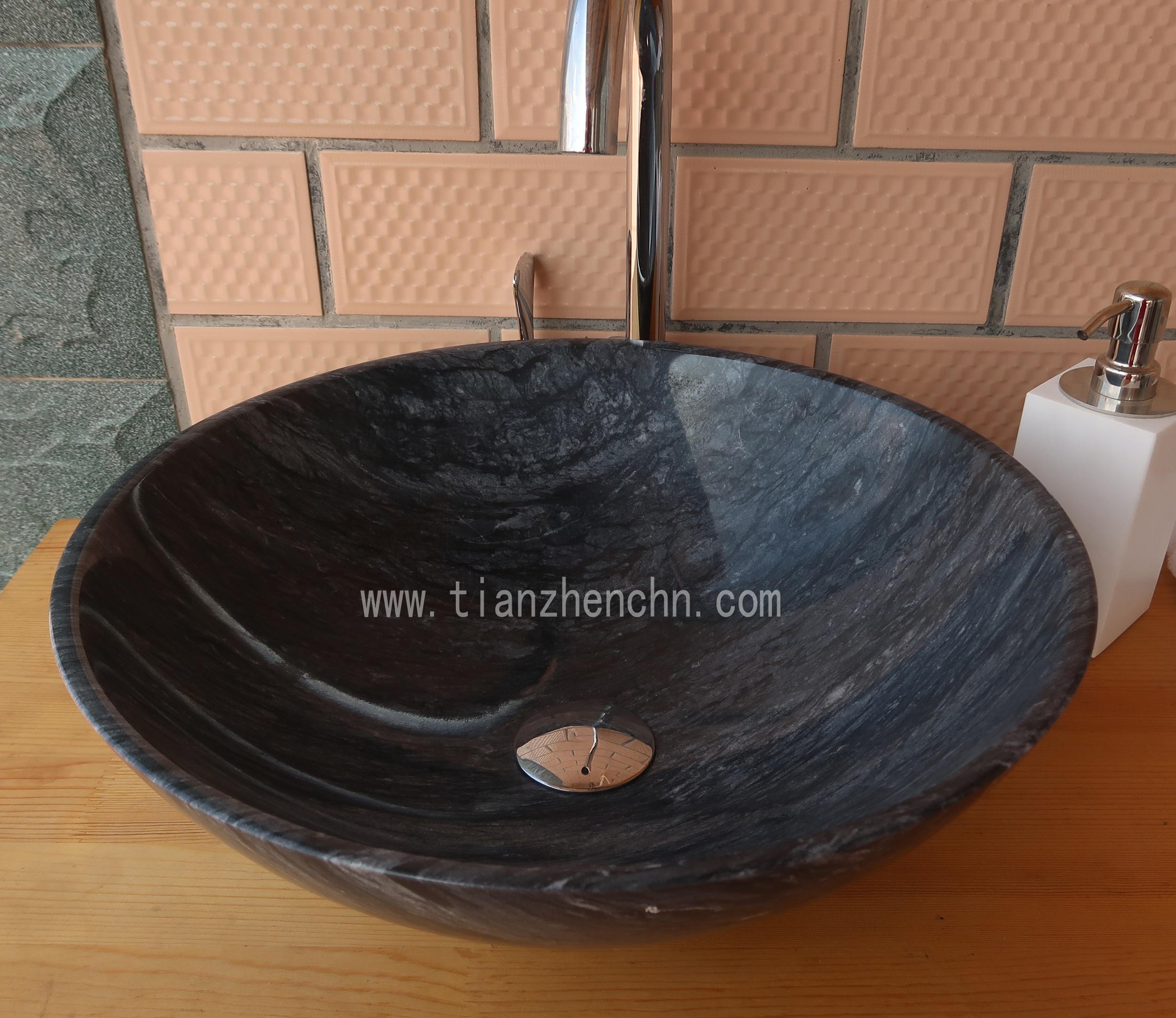 Stone Bowls Sink Buy Granite Sink Unique Bathroom Sinks Stone Bathroom Sink Product On Alibaba Com