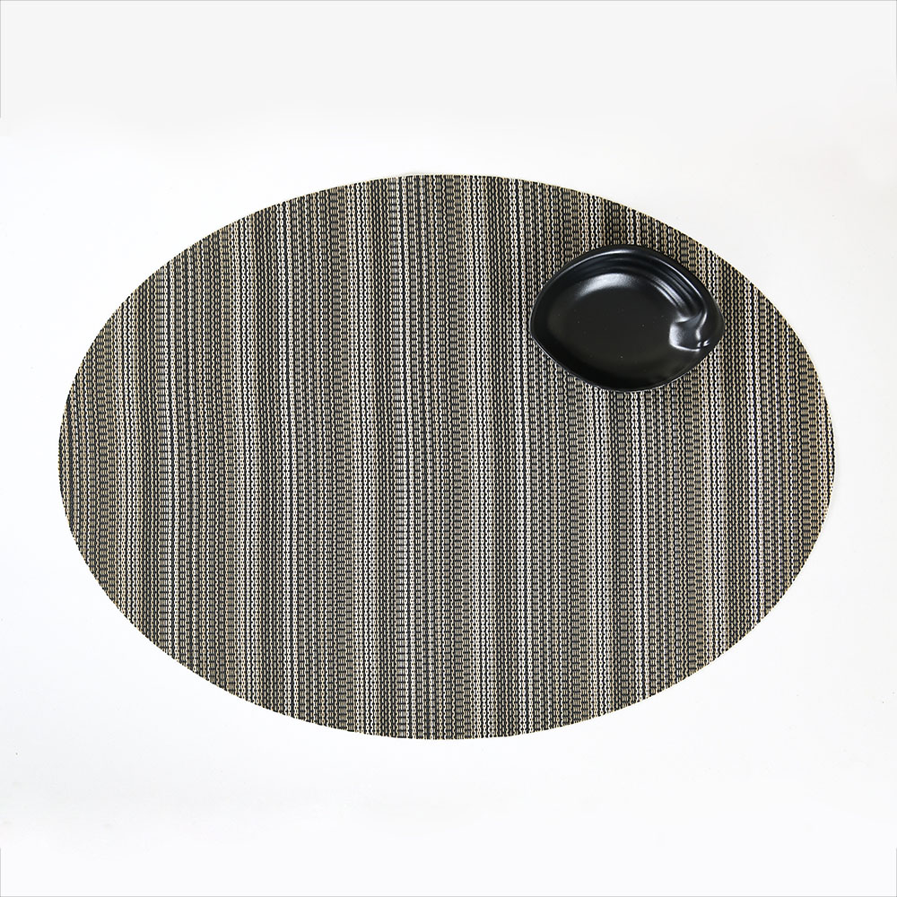 Hot Sale Dishwasher Safe Customized Color Size Available Kitchen Plastic Vinyl Pvc Table Mat Oval Placemats For Round Tables Buy Oval Placemats For Round Tables Product On Alibaba Com