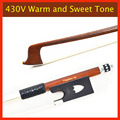 Pernambuco Violin Bow Well BALANCED with WARM and SWEET sound NEAT Professional Works 4 4