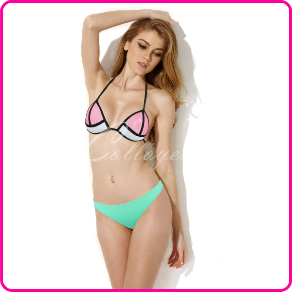 Shop eBay for great deals on Triangl Women's Bikinis. You'll find new or used products in Triangl Women's Bikinis on eBay. Free shipping on selected items. Skip to main content. eBay: Shop by category. Triangl Authentic Swimwear Mint & Coral Neoprene Bikini Bottom S.