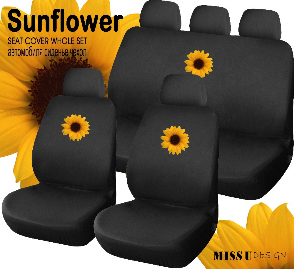 Aliexpress Com Buy Sunflower Pretty Printing Universal