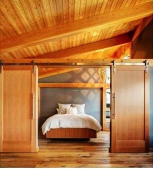 2020 Fresh design green Garden 2 floors wooden House Modular House china cheap price high quality Russian pine SPF