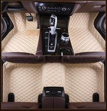 Автомобильные коврики для Chevrolet, все модели Cruze Captiva Sail Spark Aveo Blazer Sonic epica, автомобильные аксессуары, накладки для ног на заказ(Китай)