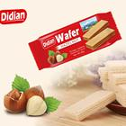 Biscuit Biscuits Hazelnut Flavor Wafers New Product Hot Wafer Biscuit