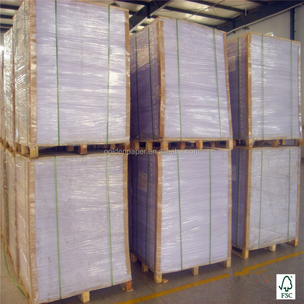 221gsm 221gsm 221gsm 221gsm C21s Coated Food Board Fbb ...