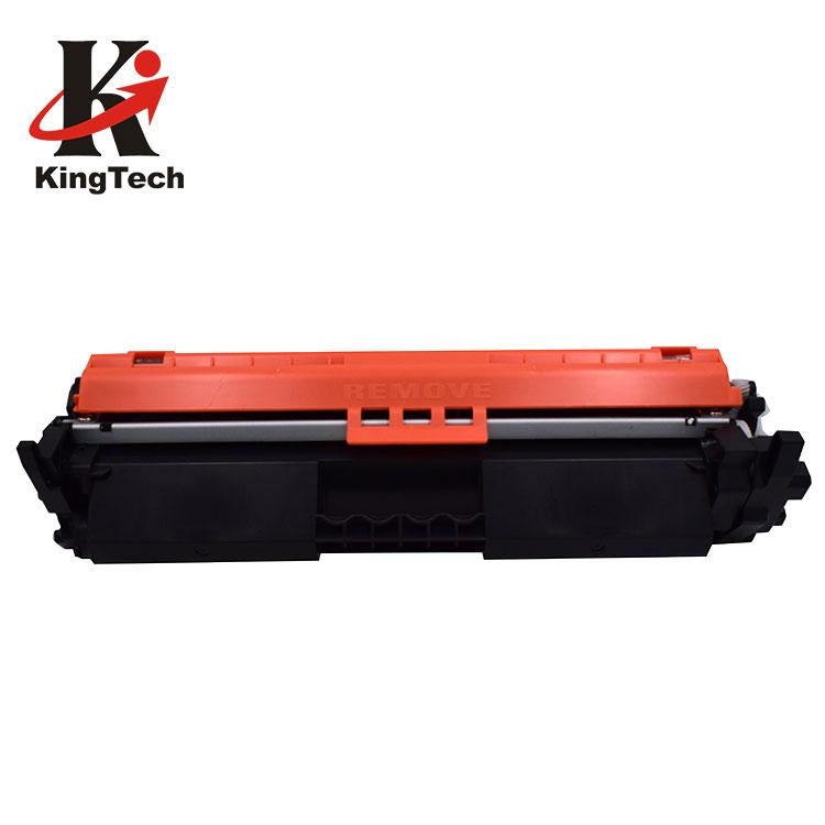 Black Laser Toner Cartridge CF217A 217a 17a for Printer tonercartridge