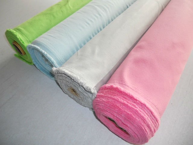 Huzhou microfiber brushed dyed bedding set cover 100 polyester woven fabric manufactures solid fabric In rolls
