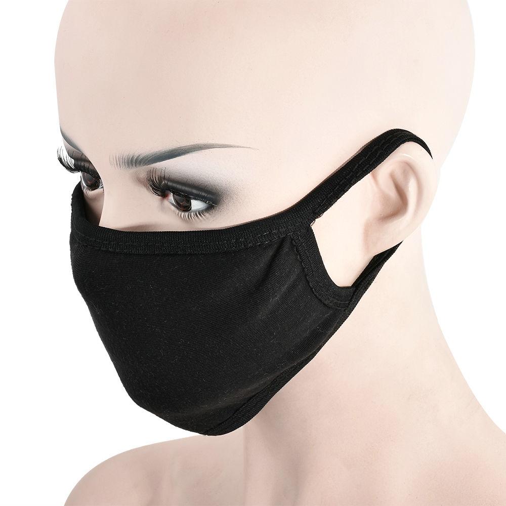 0e25532fee 2019 Unisex Anti Dust Flu Mouth Face Mask Cotton Warm Surgical ...