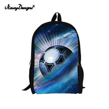 Бесшумный рюкзак Childdrens Cool 3D Baseballs с принтом, школьные сумки для мальчиков-подростков, баскетбольные мячи, Рюкзак 16(Китай)
