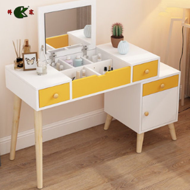Shandong Shouguang Furniture Factory Melamine Faced Mdf Particle Board Dressing Table With Solid Wood Legs Buy Modern Dressing Table With Solid Wood Legs Solid Wood Leg Dressing Table Dressing Table With Mirror Product On