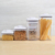 6 Piece BPA Free Airtight Dry Food Storage Set Pantry Storage Container