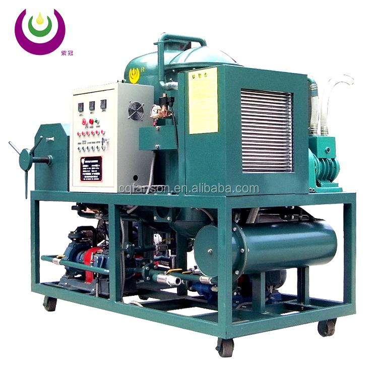 Машины для переработки моторного масла Fason, очистка черного дизельного масла/очиститель регенерации дизельного топлива/фильтрация масла