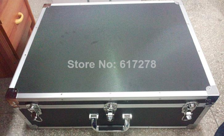 2014 Newest DJI Phantom Professional Aluminum Case For Propguard Transmitter