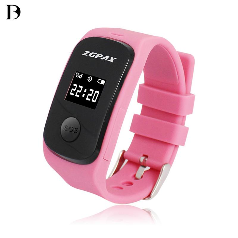 Ребенка умным Zeblaze малыш GPS часы Relojes Inteligentes SOS вызова браслет открытый анти-потерянный для детей GPS трекер часы