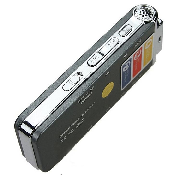 8G Spy Mini USB Flash Digital Audio Voice Recorder 650Hr
