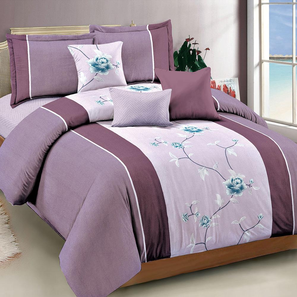 Оптовая продажа, роскошный комплект постельного белья из 100 полиэстера KOSMOS