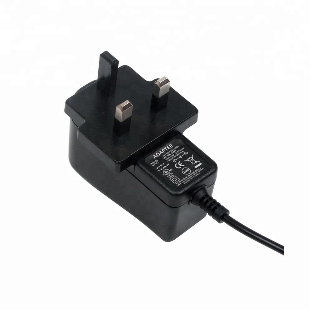 power adapter 5v 6v 12v 0.5a 1a 1.5a 2a 2.5a 3a ac dc switching power supply with UL CUL TUV CE FC RCM Level VI,3 years warranty