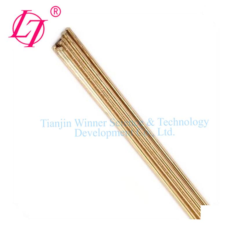 Baguettes Fil laiton Pour soudure Brasage HS221 Or Travail des métaux Durable