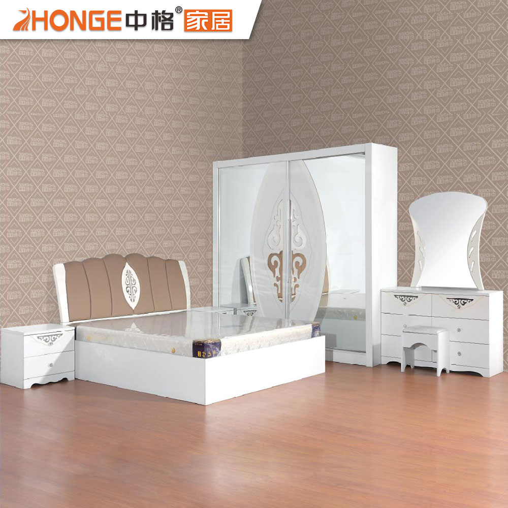 Wooden White High Gloss Beautiful Bedroom Pvc Furniture Set Buy White High Gloss Bedroom Furniture Beautiful Bedroom Furniture Beautiful Bedroom Furniture Product On Alibaba Com