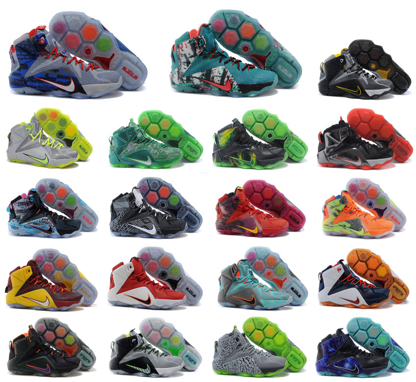 bf2f7f2853c all of lebron james shoes in order Sale