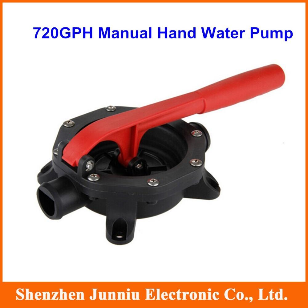 Transfer Pump: Manual Water Transfer Pump