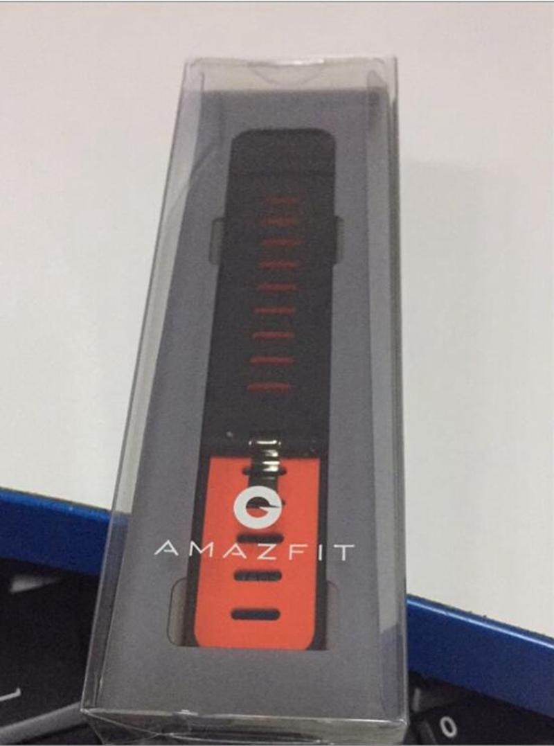 Wholesale Original Huami Xiaomi Amazfit Silicone Strap Replacement Silicone Wristband For