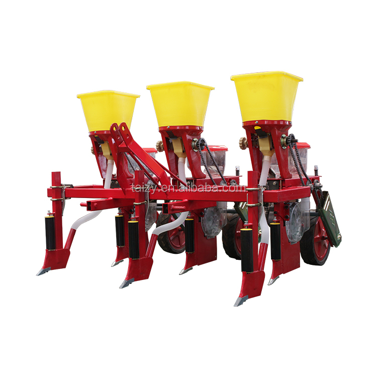 4 rows corn seed planter for sale small tractor planter