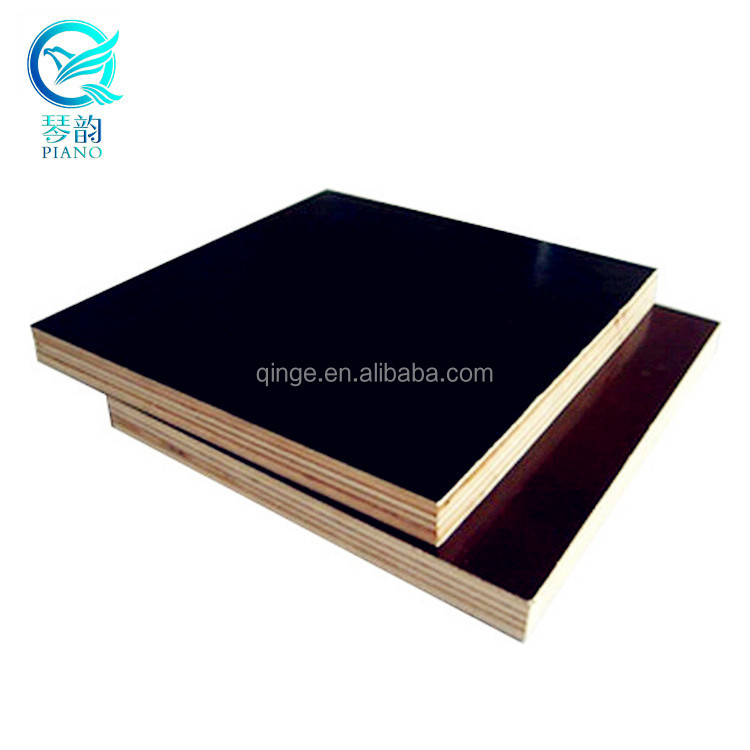 low price 18mm marine plywood sheet with melamine wbp glue