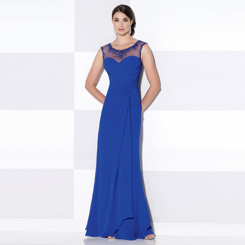 2016 New Arrival Long Plus Size Mother Of The Bride/Groom