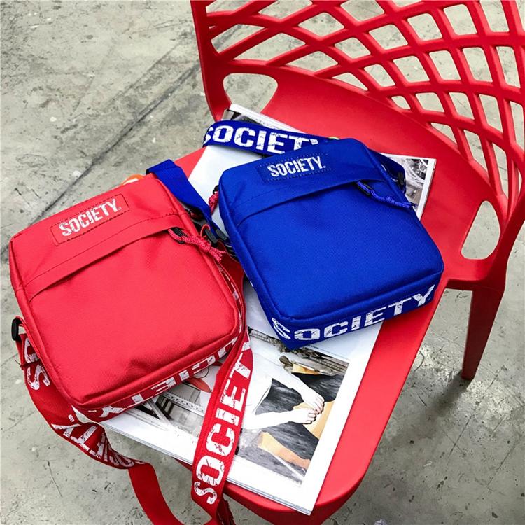 Custom Promotion Plain Travel Single Shoulder Men Crossbody Bags Messenger Satchel Bag for Men