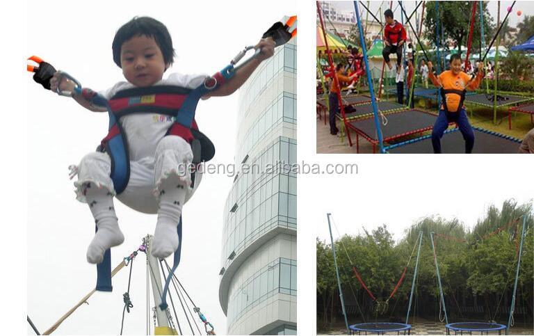 Custom Elastic Bungee Jumping Cord Bungee Trampoline Cord