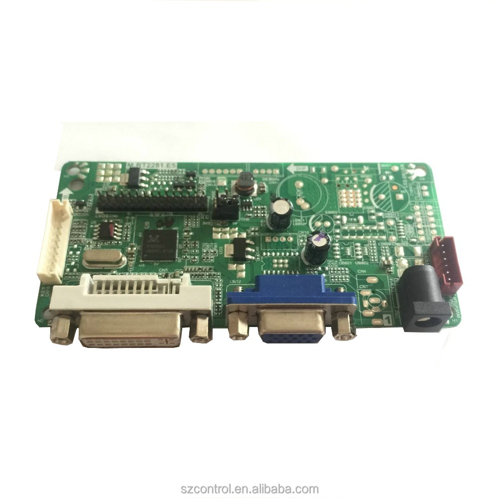 Lvds To Vga Dvi Converter Board For Lcd Control Buy Lvds To Vga Board Vga To Lvds Converter Board Lvds To Dvi Product On Alibaba Com