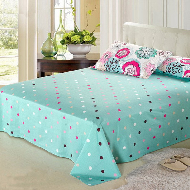 sashine home textile reactive print bed sheets luxury full queen king size 100 cotton. Black Bedroom Furniture Sets. Home Design Ideas