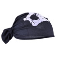 1pcs black sport bandana Motorcycle Head Scarf Sports Riding Cycling Variety Turban Headband Veil Multi Bandana