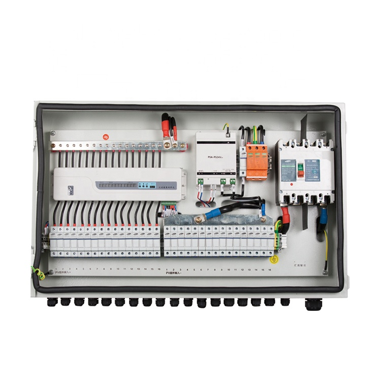 Suntree PV Solar DC 1000V 12 Channel Electrical Combiner Boxes