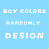 Boys Color