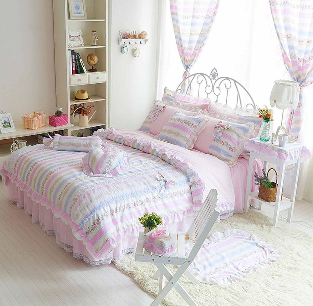 Teen girl discount bedding