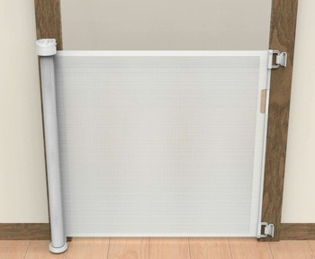 Baby safety door gate,baby gates safety gate,retractable safety gate baby