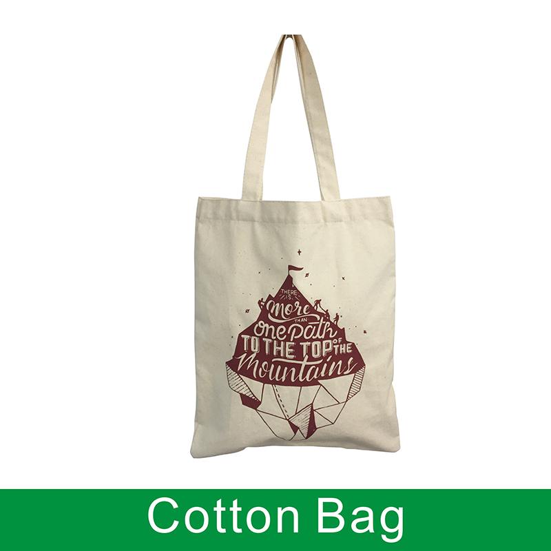 Оптовая продажа по индивидуальному заказу, недорогая натуральная рекламная Сумка-тоут из хлопка, сумка для покупок с логотипом