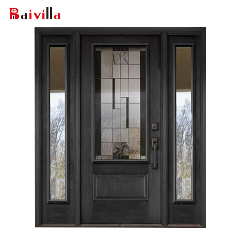 New Entry Front Door Design For Modern House