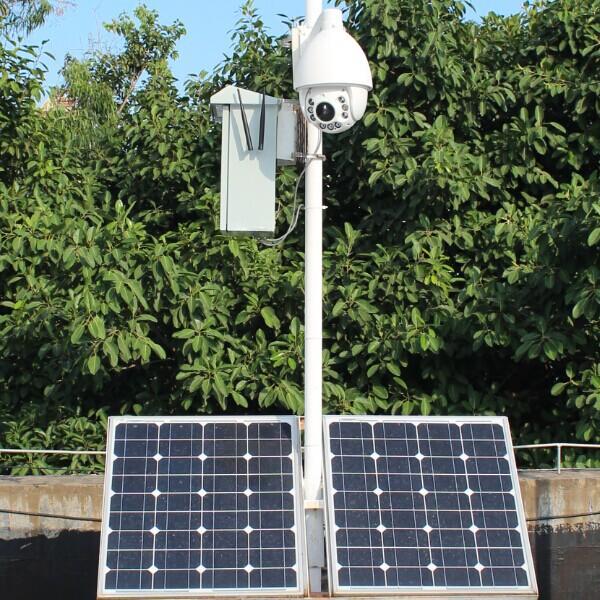 Solar Power Wireless Ir Speed Dome Ptz Ip Camera 3g Sim